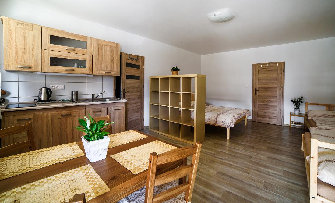 Apartmán pro 4 – Katka