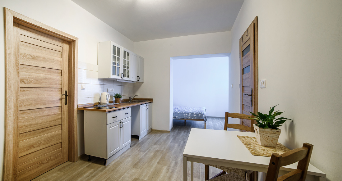 Apartmán pro 2 – Pavlínka
